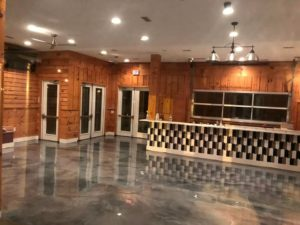 artistic design epoxy coating floor